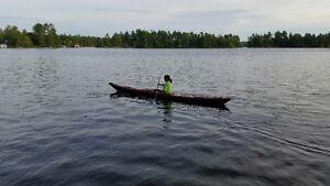 Tahe Reval High Volume Sea Kayak