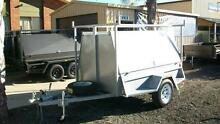 7 x 5 All In One Tradesman Trailer with Rear Door Epsom Bendigo City Preview