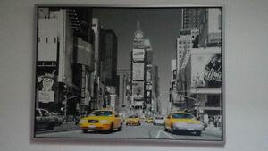 Cadre Tableau New York ikea