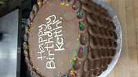 Custom Cakes & Cookies