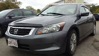 2008 HONDA ACCORD 4DR AUTOMATIC WAS$8995 NOW $6980 CALL4613657 Fredericton New Brunswick Preview