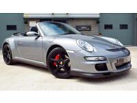 2005 Porsche 911 3.8 Carrera 4 S Manual Seal Grey Super Low Miles A Must See!