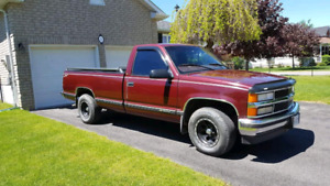 Looking for clean truck