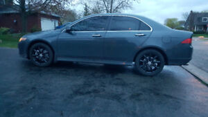 2008 Acura TSX 6 sp manual, 2.4L iVTEC