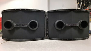 Bose 802 Series II Speakers