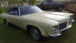 72 Olds Delta 98 Royale with 455 Rocket Engine