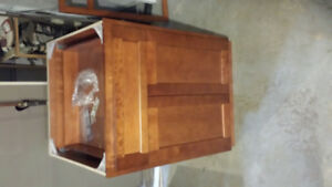 Wanted shaker cherry from Bryan's Auction base cabinet