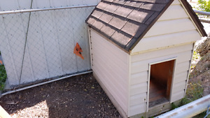 Dog house insulated and super well built