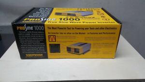 Xantrex Pure Sine wave 1000 watt 12 volt inverter