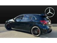 2018 Mercedes-Benz A-CLASS A45 4Matic Premium 5dr Auto Petrol Hatchback Hatchbac