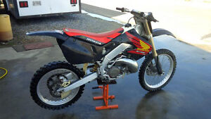 Looking for a cheapish dirtbike to ride with my son