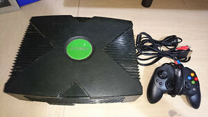 Original Xbox and Two Games