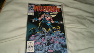 Marvel Comics - Wolverine 1988,  Battle Star Galactica + London Ontario image 2