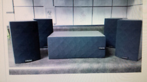 SEQUENCE SPEAKERS 5 PACK