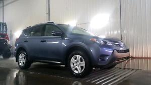 2013 Toyota Rav 4 LE AWD