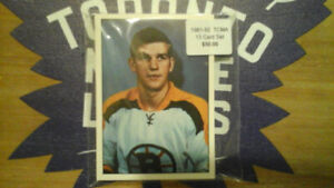 Vintage Hockey Card Set : 1981-82 TCMA