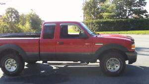 2007 Ford Ranger fx4x4 level ll.