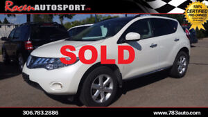 SOLD!!! CERTIFIED 2010 MURANO SL - AWD - PST PD - REMOTE START