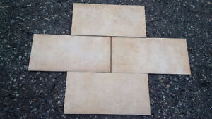 "6""x13"" Beige Subway Tile"