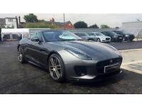 2017 Jaguar F-TYPE 3.0 (380) Supercharged V6 R-Dy Automatic Petrol Convertible
