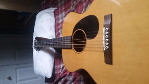 Selling Accent CS-14 guitar with a spare amp need gone fast!