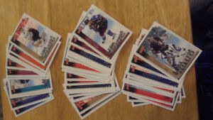 2006/07 Upper Deck victory Game Breakers insert bundle.