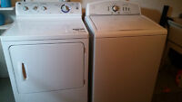 Washer - Kenmore and Dryer- Allura