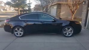 2013 Acura Tl Sh-awd for sale
