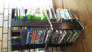 Moving sale Assorted dvds and games