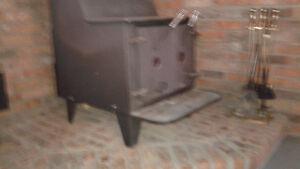 poêle à bois combustion lente