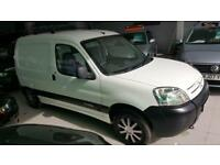 2007 CITROEN BERLINGO 600 XTR PLUS SWB H-C HDI White Manual Diesel