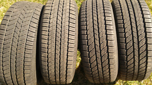 New set of 265/65R17
