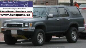 X Toyota 4Runner 1989 1990 1991 1992 1993 1994 1995 T Parts Pièc