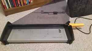 Fellowes Fusion Paper Cutter