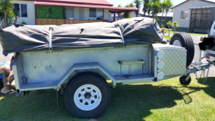 Camper trailer for sale Corrimal Wollongong Area Preview