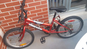 Supercycle for a kid