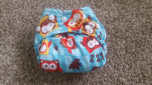"Bumkins Cloth Diaper (pocket style ""snap-in-one"")"