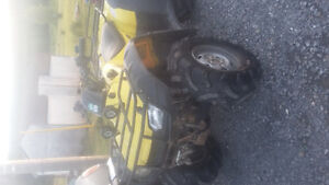 2004 fourtrax at forsale