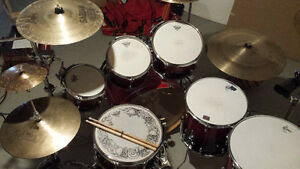 Complete Gretsch drumset (reduced) Sarnia Sarnia Area image 2