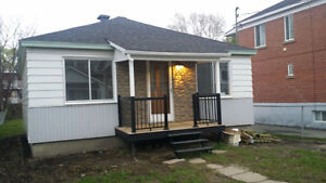 MANY COMPLETELY RENOVATED HOUSES,DETACHED BUNGALOW !!!