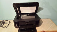 Samsung LASER Black Printer with NEW toner