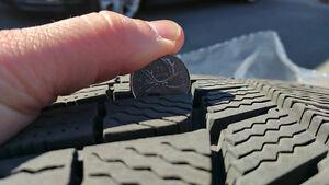 Michelin X-Ice Xi 3 Winter Tires (4) 225/50 R17