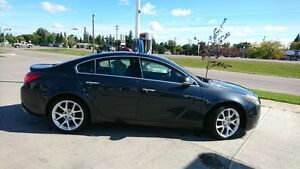 2013 Buick Regal GS Sedan (Sask PST Paid)