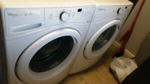 Whirlpool Washer Dryer White