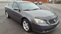 2006 Nissan Altima 3.5 SE**FULLY LOADED**Safety & E-Test INCL.**
