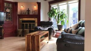 Condo rosemont - unité de coin - 2 etages - 2058pc2 - 4 chambres
