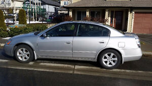 "2003 Nissan Altima Sedan only ""91,346km"""