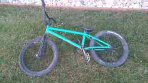 Parting out bmx