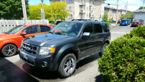 Ford escape 2008 limitee
