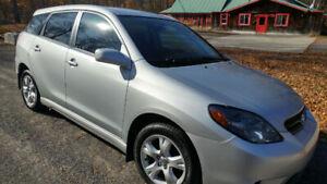 2008 Toyota Matrix Familiale